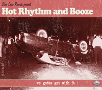 Hot Rhythm & Booze BLR-CD 08