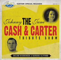 Johnny Cash & Junne Carter Tribute Show BLR-CD 11