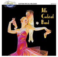 Jill's Cocktail Band BLR-CD 12